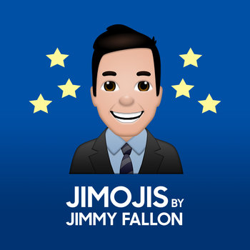 Download Jimojis iMessage Stickers by Jimmy Fallon