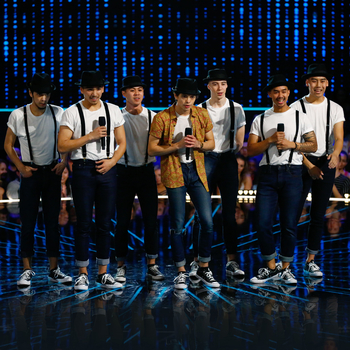 Ian Eastwood and the Young Lions