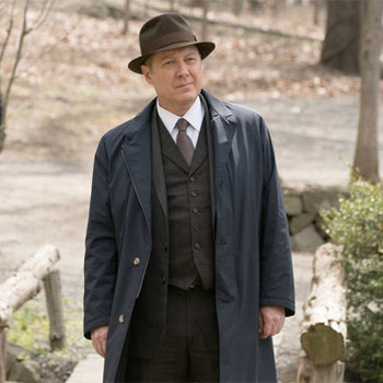 Returns next season! Binge-watch the full season of The Blacklist.