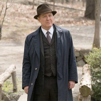 Returns next season! Binge-watch the full season of The Blacklist.