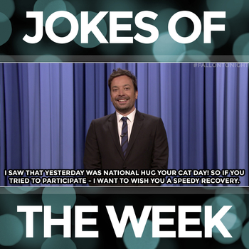 Jokes of the Week: 6/5/17