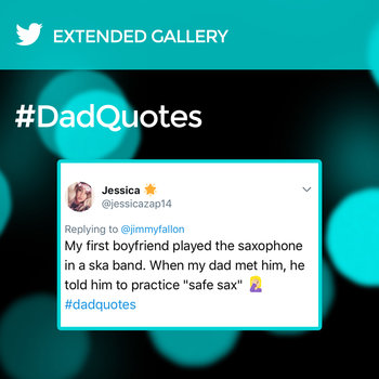 Hashtag Gallery: #DadQuotes