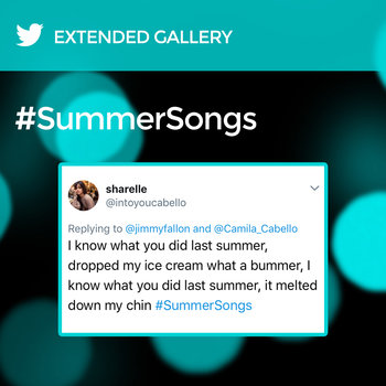 Hashtag Gallery: #SummerSongs