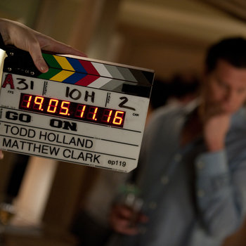 Behind the Scenes: Go for the Gold Watch