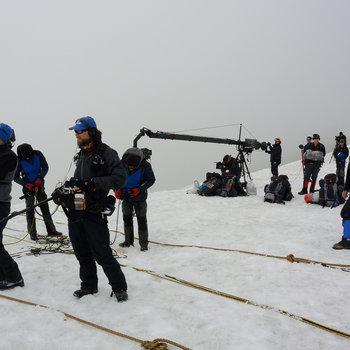 Behind the Scenes: Frozen Planet