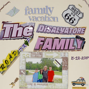 The DiSalvatore Family