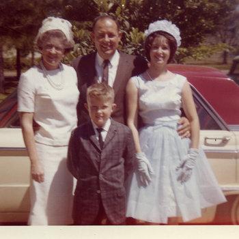 Paula Deen Family Album