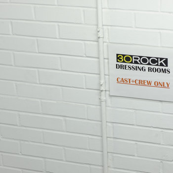 Backstage on the 30 Rock Set