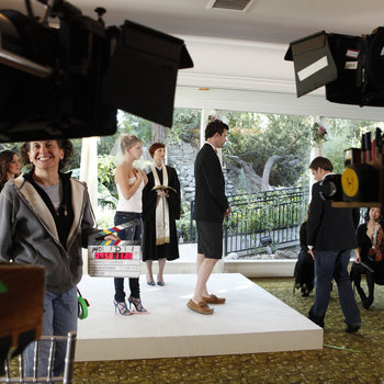 Behind The Scenes: Perfect Wedding