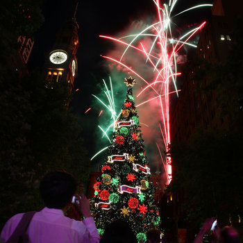 Christmas Trees From Around the World