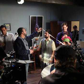 Behind The Scenes: The Goodbye