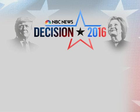 NBC.com - Responsive Site - NBC News Decision 2016 - Dynamic Lead Slide
