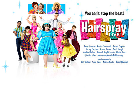 NBC Homepage - NEW SITE - Dynamic Lead Slide - Hairspray Live