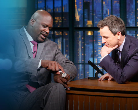 LNSM - NEW SITE - Shaquille O'Neal 2016 Slide