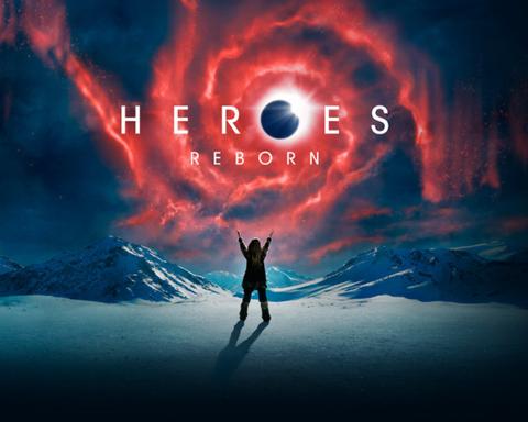 Heroes Reborn - NEW SITE - Key Art