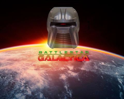 Battlestar Galactica Responsive Key Art Dynamic Lead Slide