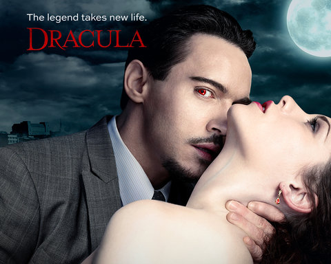 Dracula Responsive Key Art Dynamic Lead Slide