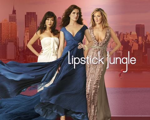 Lipstick Jungle Responsive Key Art Dynamic Lead Slide