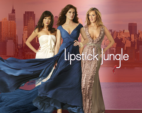 Lipstick Jungle Responsive Key Art Dynamic Lead Slide