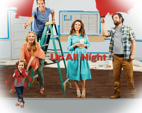 Up All Night Responsive Key Art Dynamic Lead Slide