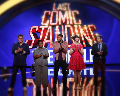 Last Comic Standing - NEW SITE - Slide 1
