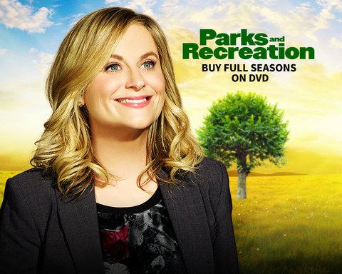 Parks and Recreation Responsive Key Art Dynamic Lead Slide