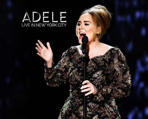 NBC Homepage - NEW SITE - Dynamic Lead Slide - Adele Live in New York City