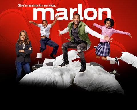 Marlon - Upfront Key Art