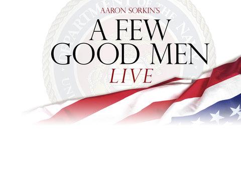 A Few Good Men Live Upfront Key Art