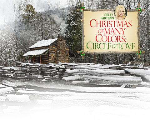 Christmas of Many Colors Responsive Key Art Slide
