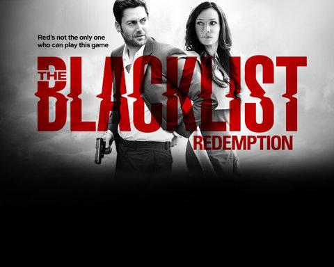 The Blacklist: Redemption Upfront Key Art
