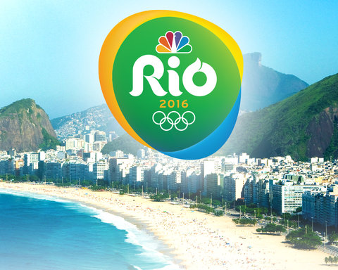 2016 Rio Olympics Responsive Key Art Dynamic Lead Slide