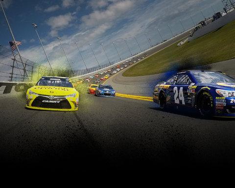 NBC Homepage - NEW SITE - Dynamic Lead Slide - Nascar Sprint Cup Series