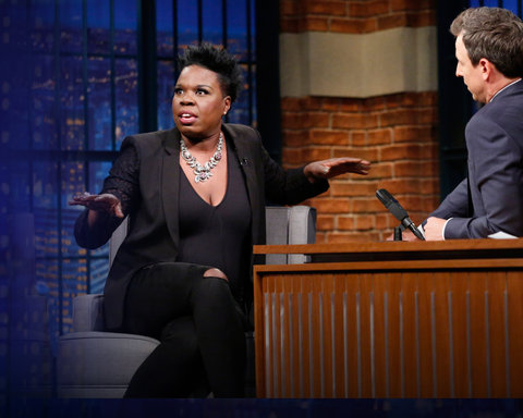 LNSM - NEW SITE - Leslie Jones Slide