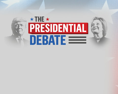 NBC Homepage - NEW SITE - Dynamic Lead Slide - Presidential Debate