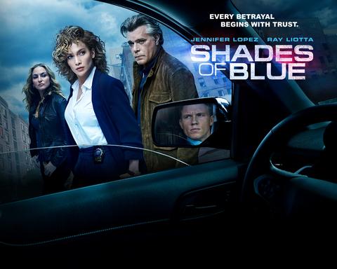 Shades of Blue - Key Art - S2