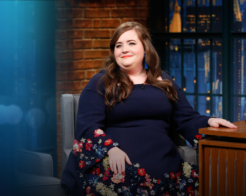 LNSM - NEW SITE - Aidy Bryant 2017 Slide