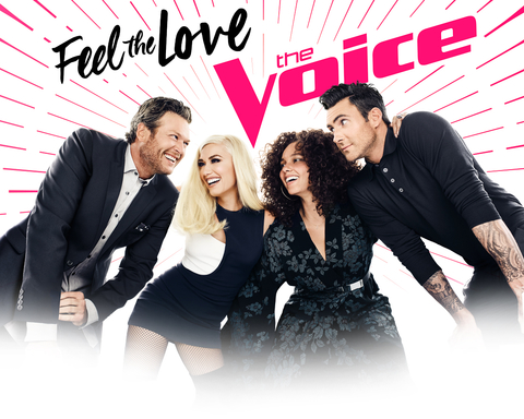 NBC Homepage - NEW SITE - Dynamic Lead Slide - The Voice