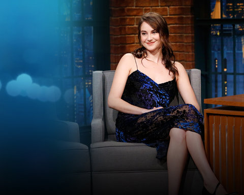 LNSM - NEW SITE - Shailene Woodley 2017 Slide