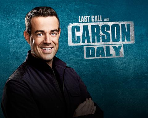 carson daly show