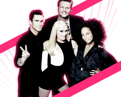 The Voice - NEW SITE - S12 - Week 3 Outtakes