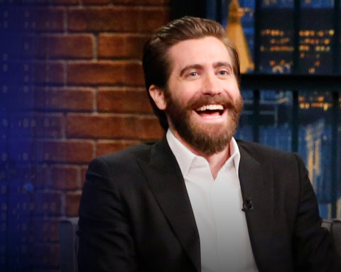LNSM - NEW SITE - Jake Gyllenhaal 2017 Slide