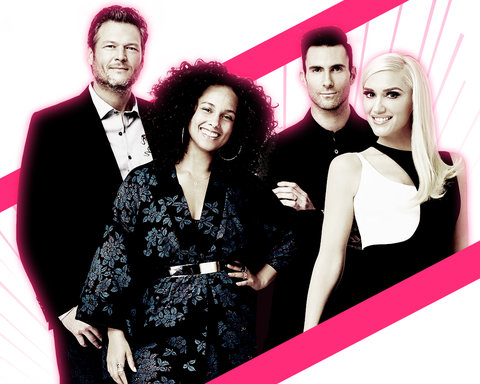 The Voice - NEW SITE - S12 - OUTTAKES