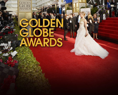 The Golden Globe Awards - NEW SITE - Key Art
