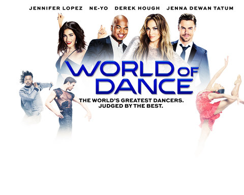 NBC Homepage - NEW SITE - Dynamic Lead Slide - World of Dance