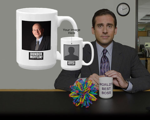 The Office - Personalize World's Best Boss