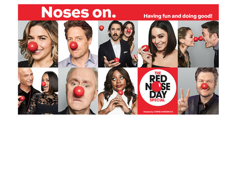 NBC Homepage - NEW SITE - Dynamic Lead Slide - The Red Nose Day Special