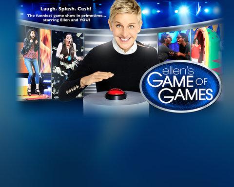 Ellens Game of Games - Upfront