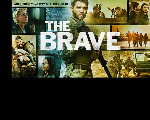 Resultado de imagem para The Brave serie NBC
