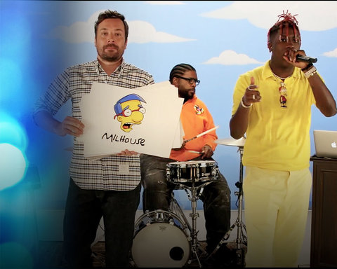 TSJF - NEW SITE - Dynamic Lead Slide - Lil Yachty Simpsons 061617